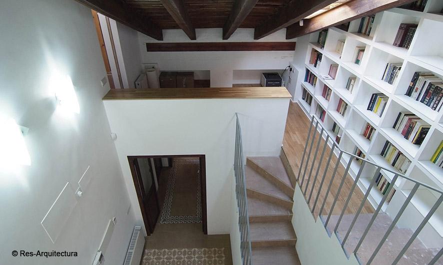 Edificio en El Grao. Interior de una de las viviendas