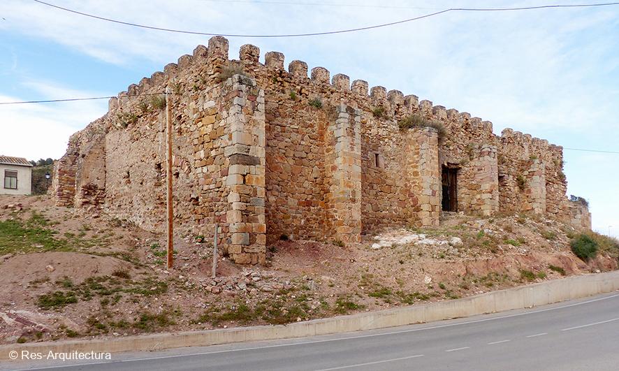 El Castillo de Petrés