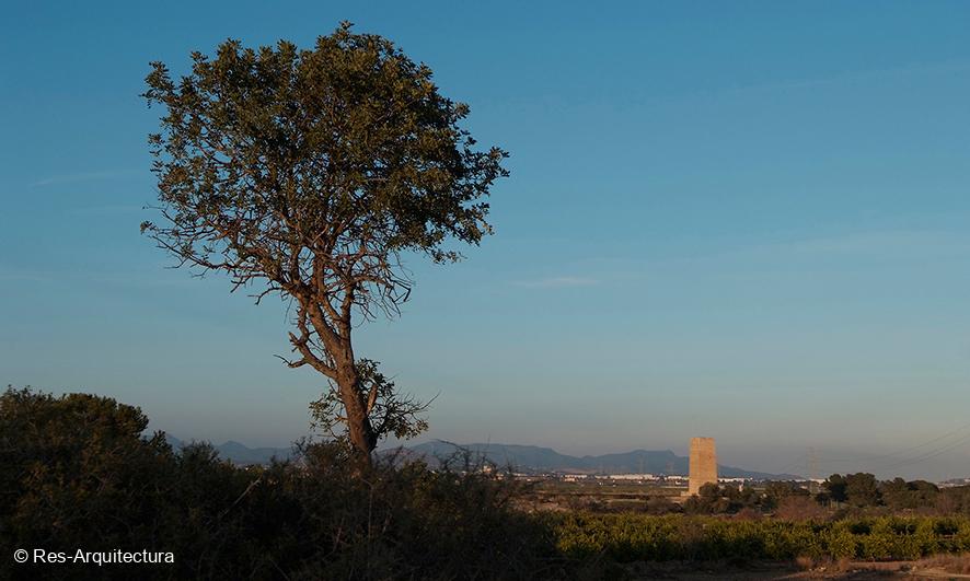 La torre Bofilla de Bétera
