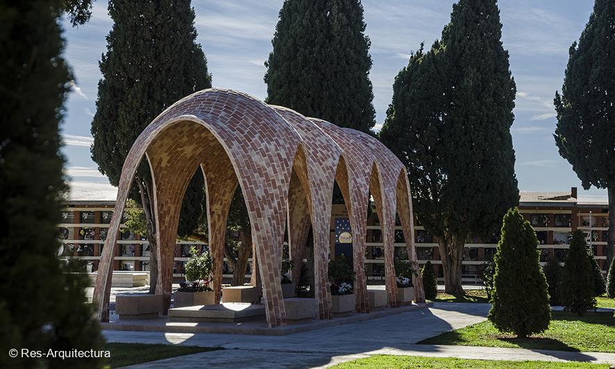 Panteón funerario en Villareal